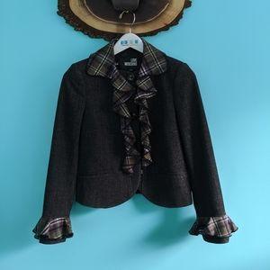 Love Moschino blazer size 4 in perfect condition